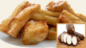 singkong atau ubi