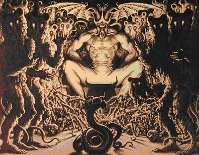 Satan - The Fallen Angel