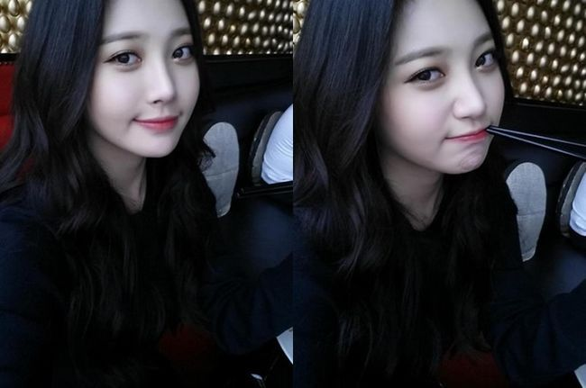 Girl's Day's Yura, Her Beauty Shines Even In Hong Kong