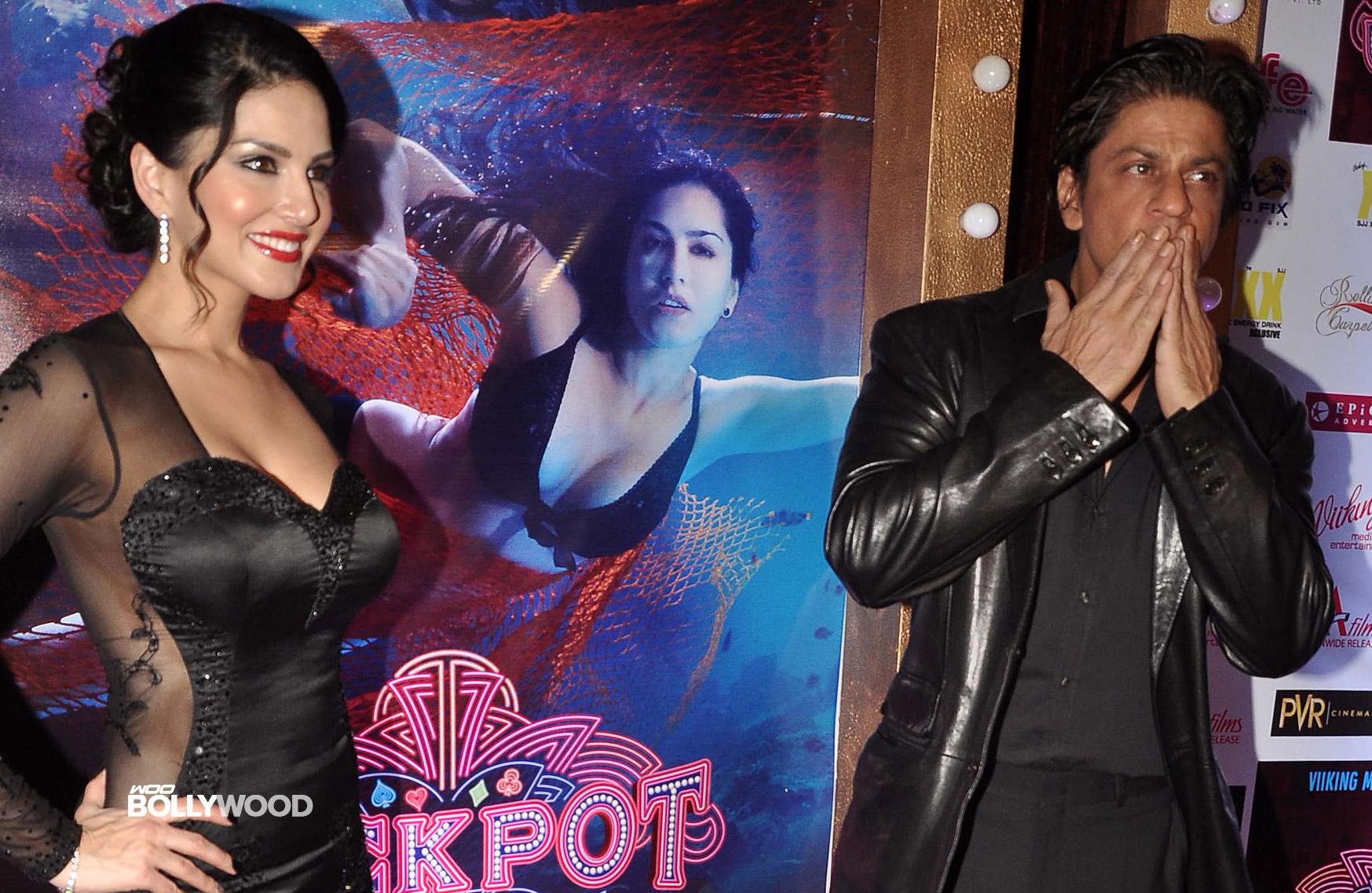 Video Sunny Leon & Shah Rukh Khan Paling Populer, Geserkan Shakira