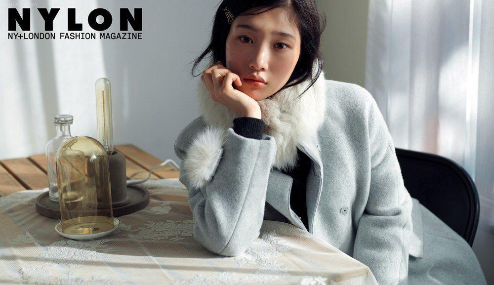 DIA Jung Chaeyeon Tampak Indah Di Fitur 'Nylon'