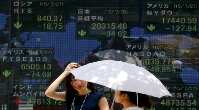 Bursa Asia Bergerak Bervariasi di Akhir Maret Ini