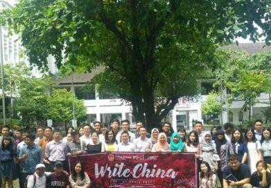 Kunjungi Yogya, 20 Mahasiswa China Penasaran dengan Kuliner Pedas