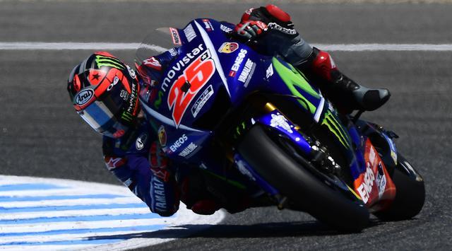 Honda Dominan di MotoGP Spanyol, Ini Penjelasan Vinales
