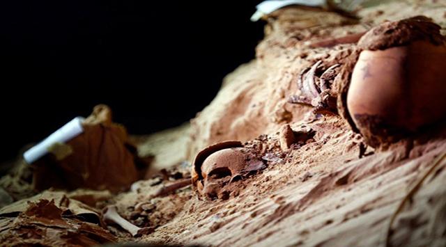 Mumi beragama Nasrani ditemukan di Sudan