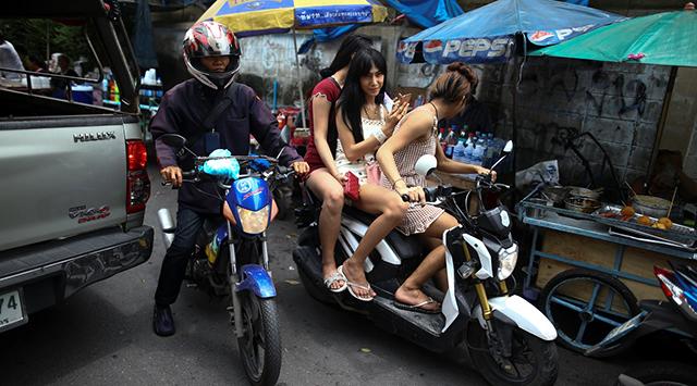 Bukan Indonesia, negara ini paling bahaya sejagat buat pemotor