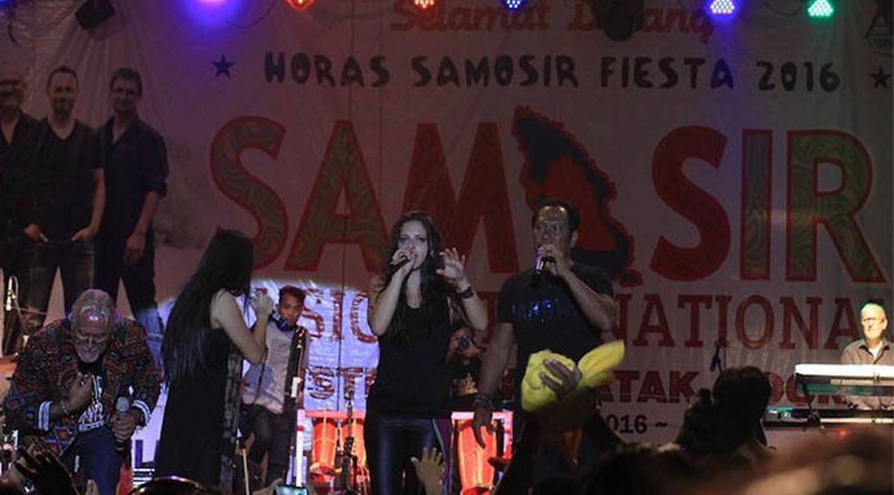 Tobatak Music Festival 2017 Import Musisi Austria dan Belanda