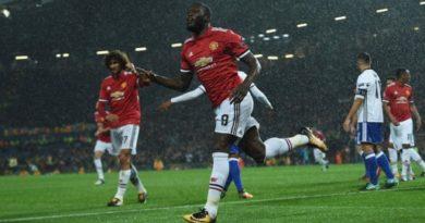 Pertandingan Manchester United Vs Basel Berakhir : 3-0