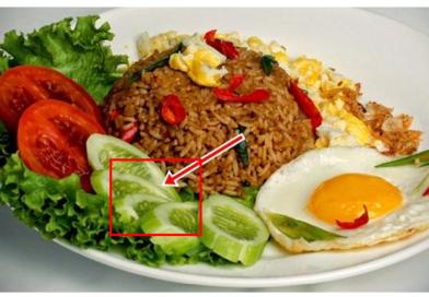 WASPADA!!! Makan Nasi Goreng Campur Ketimun, ini Akibatnya.