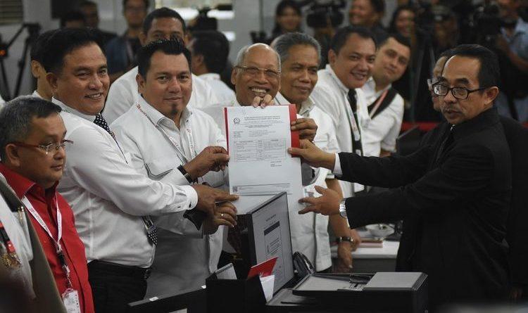 Tim Jokowi Siapkan Jawaban untuk Dua Versi Gugatan Prabowo