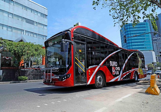 PT SKU Bisa Kelola Suroboyo Bus Meski Belum Punya Pengalaman