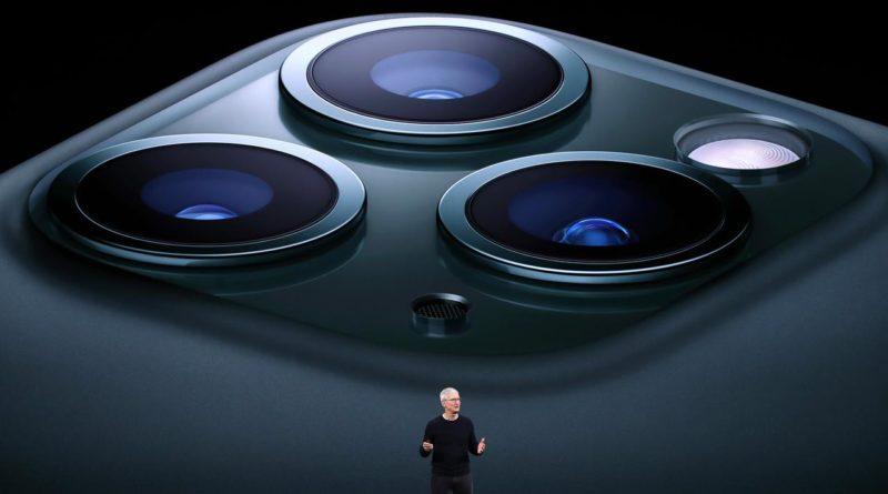 Samsung Meyontek Teknologi Kamera Baru iPhone