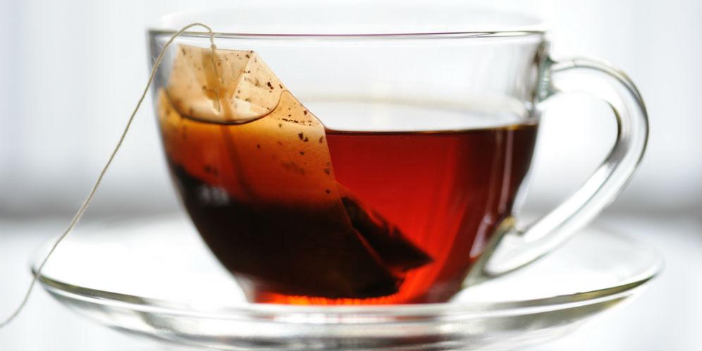 5 Dampak Buruk Minum Teh Berlebihan