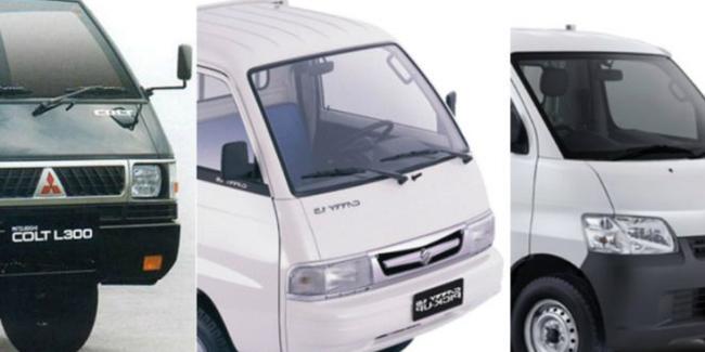5 Jenis Pickup yang Bandel Cocok Untuk Bisnis