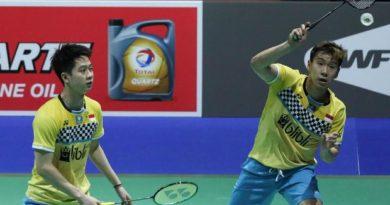 Kevin/Marcus Melaju ke Perempat Final Korea Open 2019