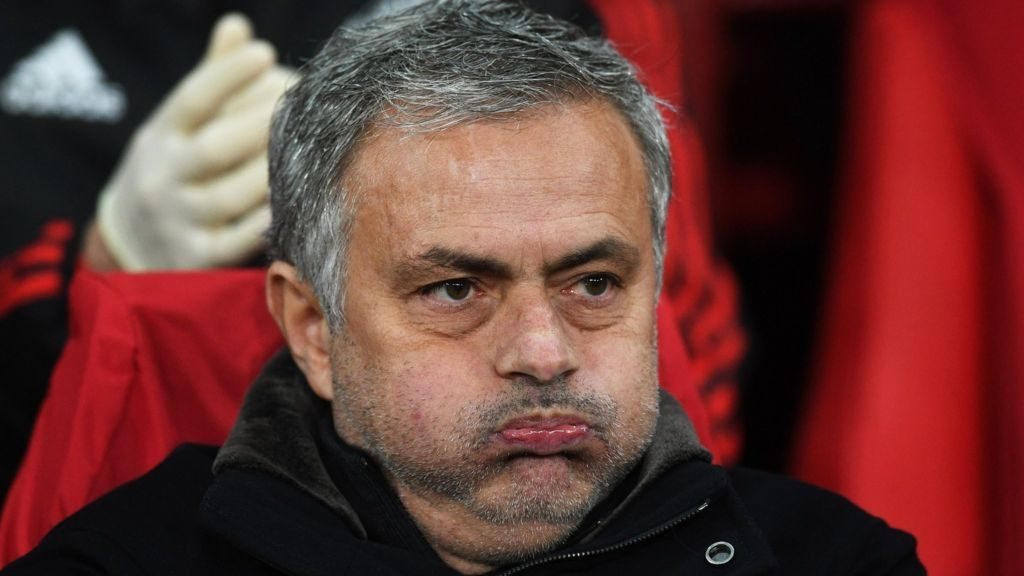 Rumor Kembalinya Jose Mourinho ke Real Madrid