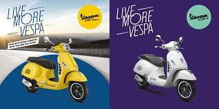 PTPiaggio Indonesia resmi meluncurkan skuter barunya