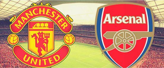 Hangatkan Liga inggris Manchester United-Aresenal