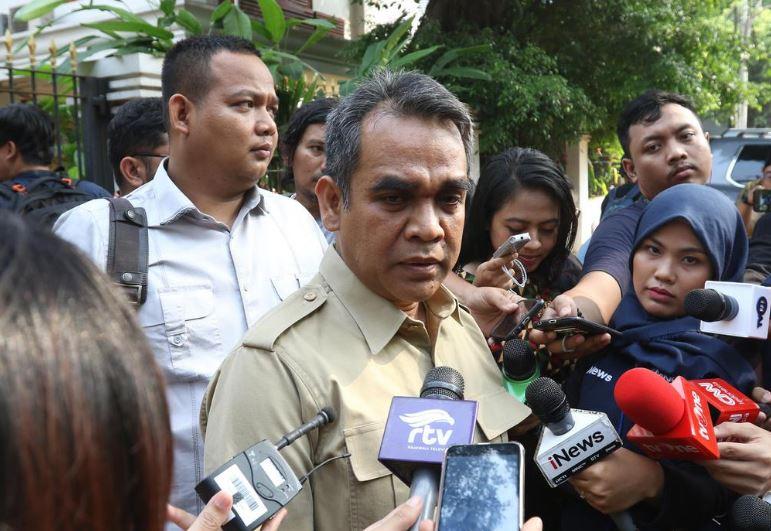 Gerindra Masih Ngotot Rebut Kursi Ketua MPR Indonesia