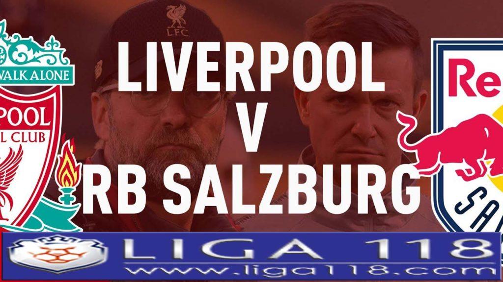 Liverpool Vs Red Bull Salzburg Nostalgia Sadio Mane