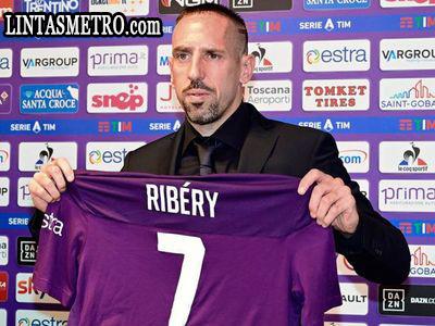 Franck Ribery Akui Hampir Menuju Premier League