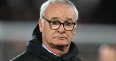 Claudio Ranieri Resmi Menjadi Pelatih Baru Sampdoria