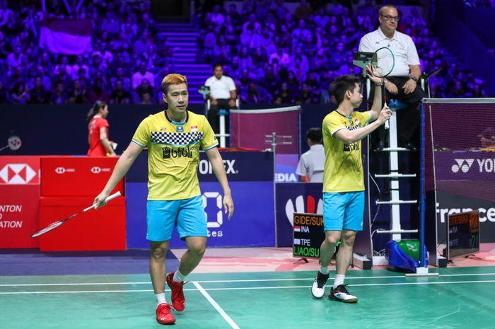 3 Wakil Indonesia ke Babak Final Prancis Open 2019