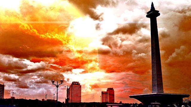 BMKG Cuaca Panas Masih Landa Indonesia