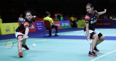 Fadia / Ribka Juara Indonesia Masters 2019