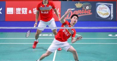 Final Denmark Open 2019 - Indonesia Raih 2 Gelar