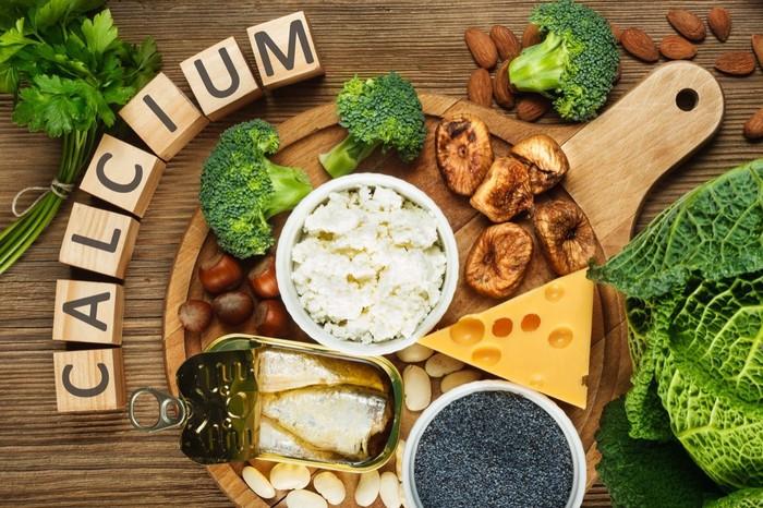 Pentingnya Kalsium untuk Peninggi Badan