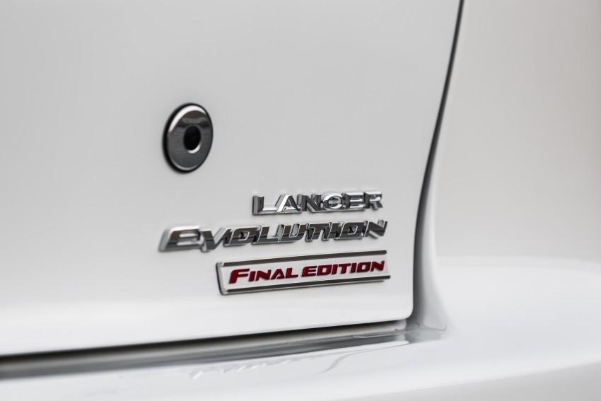 LintasMetro, Evo Kembali, Mitsubshi Evo, Mitsubshi Final Edition, Lancer Evolution, Otomotif,