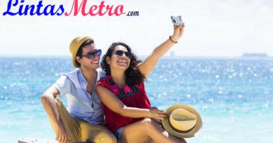 Traveling Bareng Pasangan Bikin Seks Hebat dan Hubungan Makin Intim