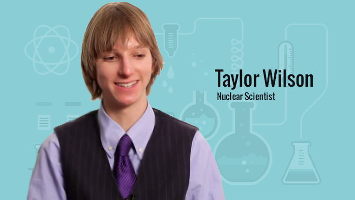 Taylor Wilson
