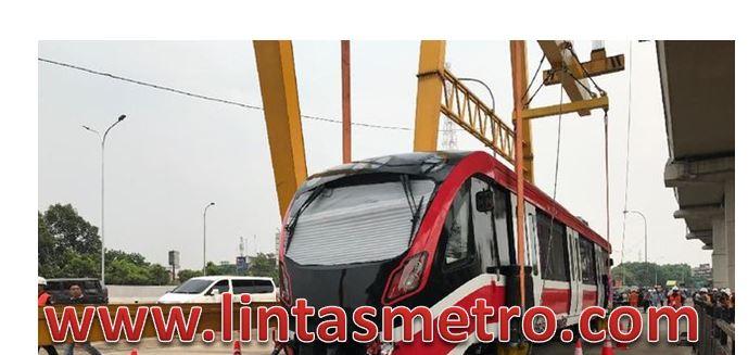 LRT Jabodetabek Bisa Angkut 1.500 Penumpang