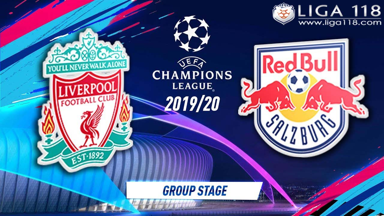 Liverpool Vs Red Bull Salzburg Nostalgia Sadio Mane