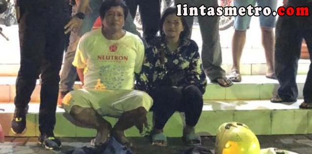 Miris, Pasutri di Surabaya Ajak Anak Balitanya Mencuri