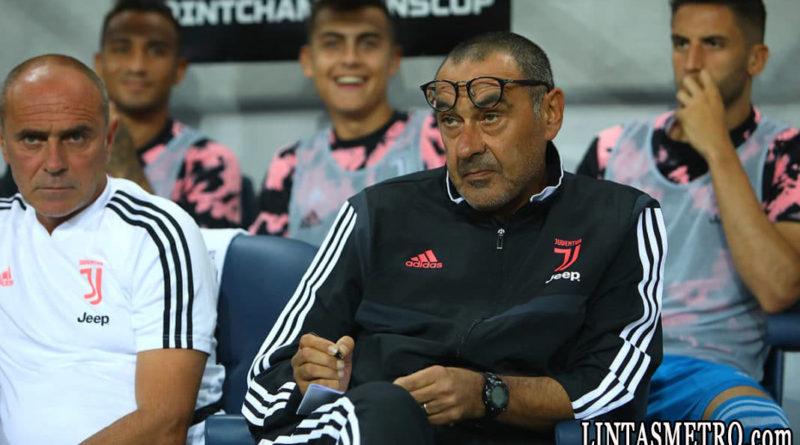 Masalah Pemain Juventus Ngambek Maurizio Sarri Tidak Peduli