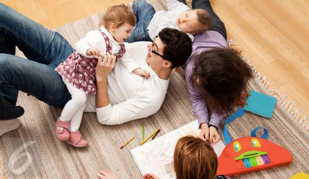 Langkah - Langkah Jitu Bangun Ikatan Emosi dengan Anak