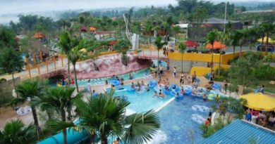 Wahana Menarik Di Jungle Waterpark Bogor