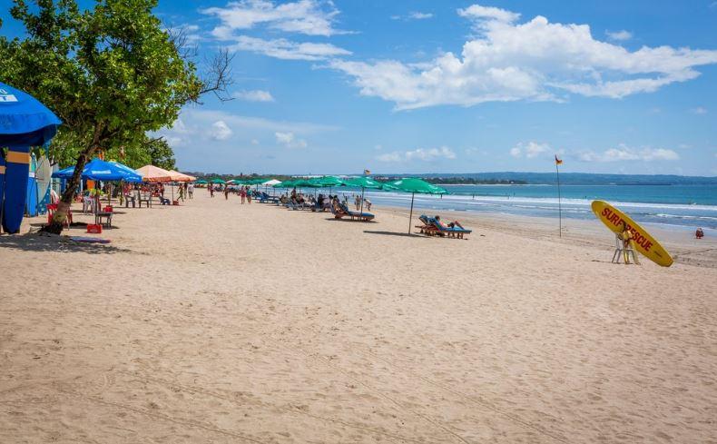 Pantai Kuta Simbol dari Wisata Bali