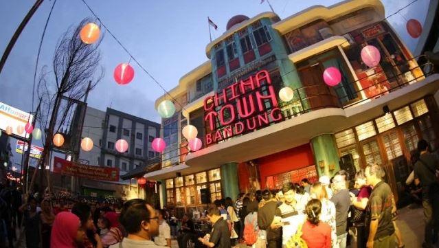 Kuliner Dan Hunting di China Town bandung