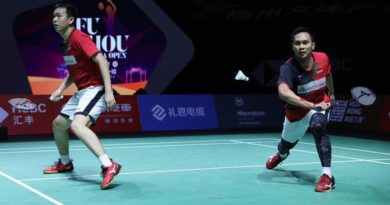 Ahsan/Hendra ke Perempat Final Fuzhou China Open 2019