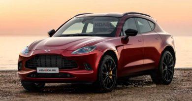 Aston Martin SUV DBX Meluncur Desember