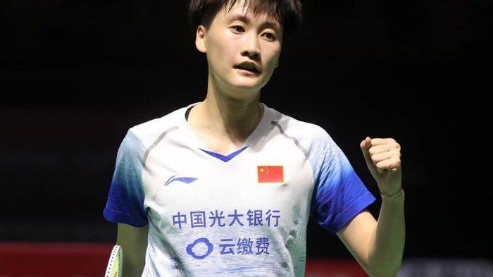 Chen Yufei Raih Gelar Juara Tunggal Putri Fuzhou China Open 2019