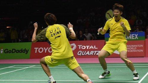China Cuma Amankan 2 Gelar Di Macau Open 2019