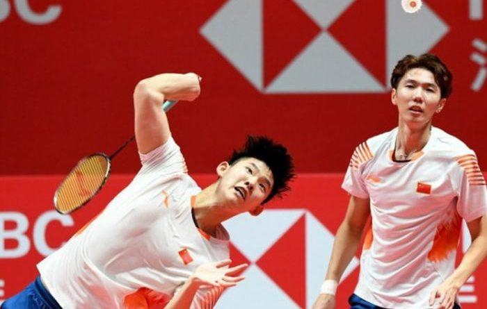 Duo Menara Kalah Di Fuzhou China Open 2019
