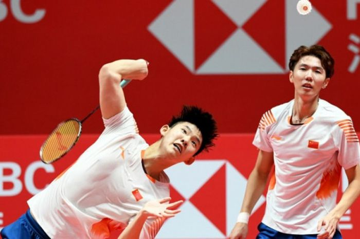 Duo Menara Kalah Di Fuzhou China Open 2019