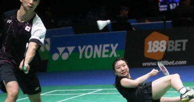 Ganda Campuran Jepang Pertahankan Gelar Di Hong Kong Open 2019