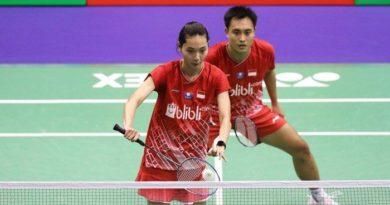 Hafiz/Gloria Lolos Ke Semifinal Hong Kong Open 2019